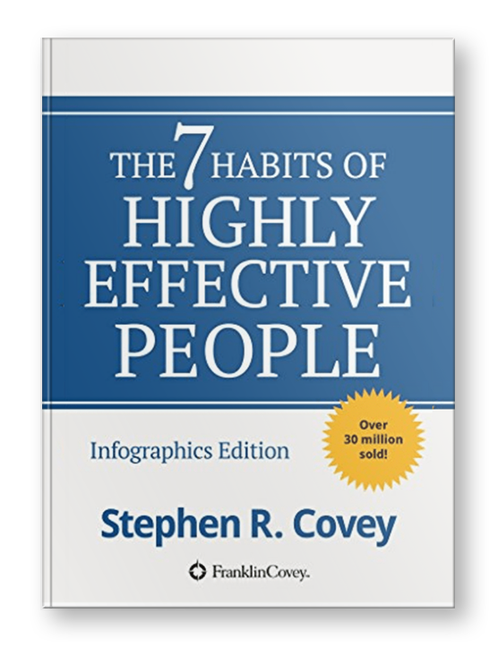 7 Habits Of Highly Effective Peopleby Stephen R. Covey