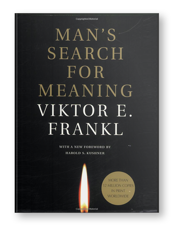 Man's Search for Meaningby Viktor E. Frankl